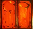 DYPTYCH acrylic